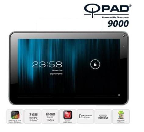 QPAD 9000